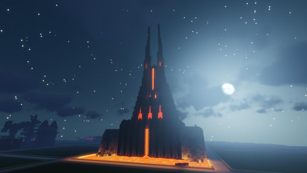 Star Wars Build PlovdivCraft